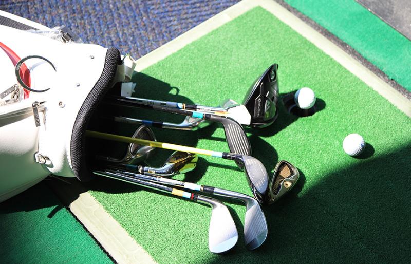 無料でレンタル手ぶらでゴルフ